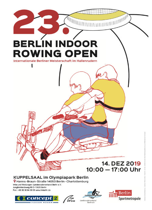 Bild 22. Berlin Indoor Rowing Open
