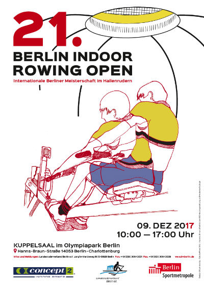 Bild 21. Berlin Indoor Rowing Open